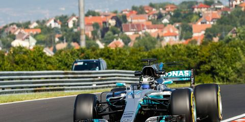 Valtteri Bottas doesn't have a back-up plan should Mercedes choose not to retain his services next season.