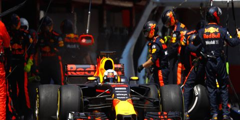 Red Bull Racing official Helmut Marko does not want to be 'blackmailed' by manufacturers when it comes time to pick a new engine supplier after 2020.