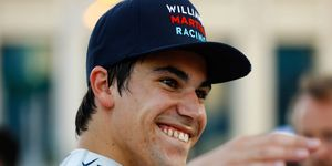 Lance Stroll tested a 2014 Williams car at Circuit of the Americas before a recent run of strong finishes in Formula 1.