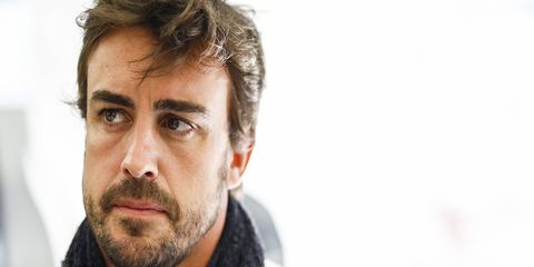 Fernando Alonso will race in the Indianapolis 500 on May 28.