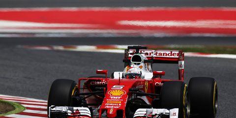 Ferrari driver Sebastian Vettel said he thought Williams F1 would be better this year.