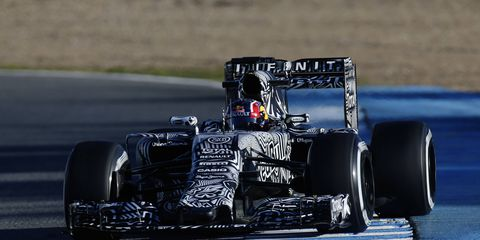 Renault Sport is taking some risks with its F1 power unit upgrades in an attempt to compete with Mercedes.
