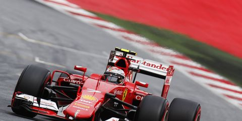 """Ferrari's Kimi Raikkonen, known for his unabashed bluntness, is one of the few """"characters"""" left on the Formula One grid."""