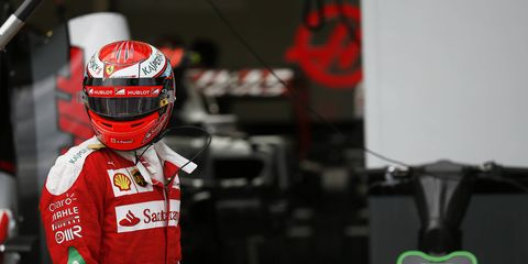 Rumors are always flying in motorsports. The latest is that F1 star Kimi Raikkonen could end up in NASCAR in 2017.