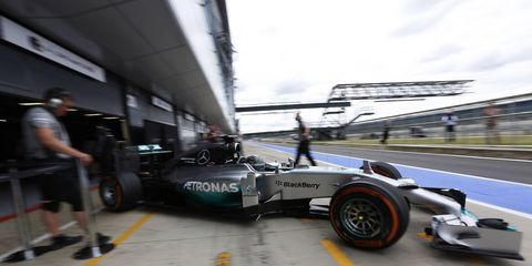 No German driver who is currently racing in Formula One has ever won the German Grand Prix at Hockenheim. Nico Rosberg has the chance to become the first.