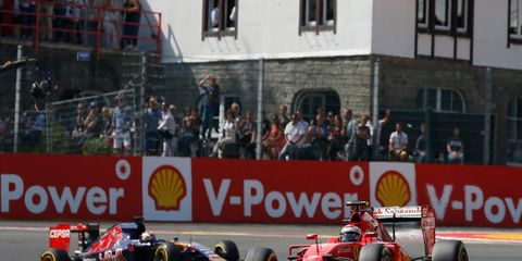 Formula 1 returns to action at Spa-Francorchamps in Belgium on Aug. 28.