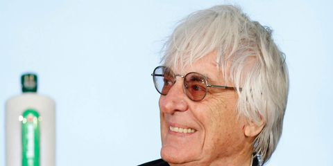 Bernie Ecclestone's 67-year-old mother-in-law is reportedly safe following a dramatic rescue in Brazil.