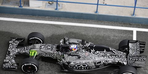 After a mediocre showing in Jerez, Red Bull is planning to speed things up at the next F1 test in Barcelona.