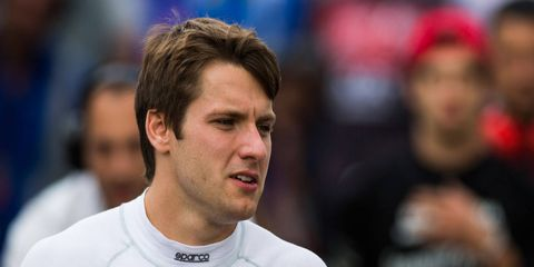 Jordan King is fifth in the GP2 standings this season.