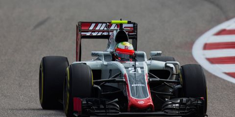 Esteban Gutierrez has gone 41 races since his last top-10 finish in Formula 1. A brakes issue knocked him out of the running last week at Austin.