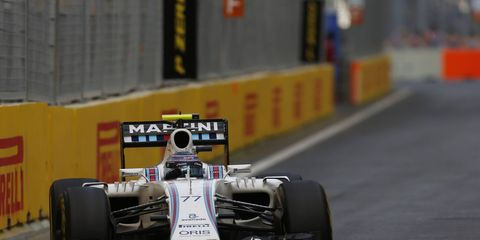 Valtteri Bottas says he's taken control of his F1 career and that the future is in his own hands.
