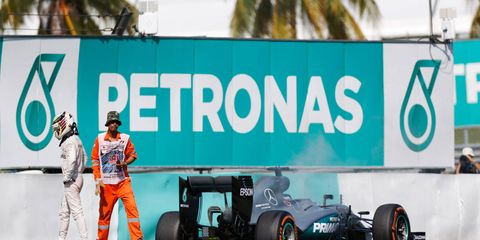 Malaysian Grand Prix officials are considering walking away from Formula 1 when the circuit's contract expires in 2018.