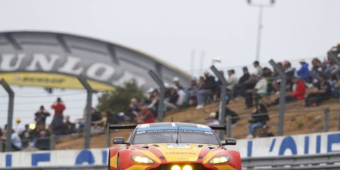 SAFER Barriers will help protect the walls at the Circuit de Sarthe for the 24 Hours of Le Mans.