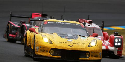 Corvette Racing will field two cars in this year's 24 Hours of Le Mans.