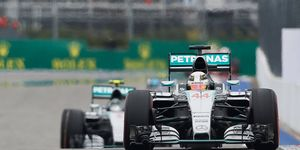 Mercedes F1 team principal Toto Wolff says he likes the idea of running three cars.