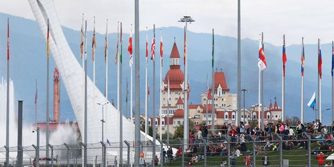 Formula One is scheduled to return to Sochi, Russia, on May 1, 2016.