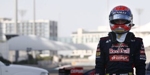 Max Verstappen will take to the Formula One grid next season as a 17-year-old. Renault is reportedly upset with the FIA's new licensing requirements.