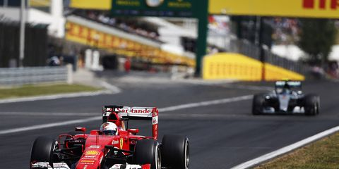 It looks as though Ferrari will have to take a penalty later on this season for using a fifth engine.