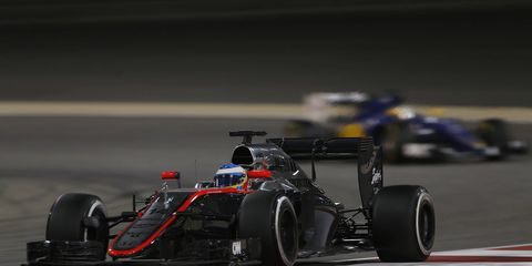 Fernando Alonso won't be racing in Le Mans this year.
