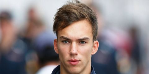 Pierre Gasly, 20, says he will look at other options after being turned down in his bid for a seat in Formula 1 with Toro Rosso.