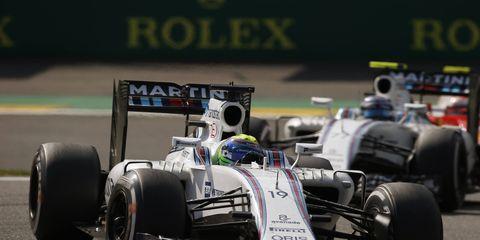 Felipe Massa will retire at the end of the season.
