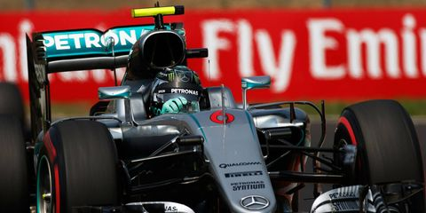 After a runner-up finish in Hungary, Nico Rosberg finds himself trailing teammate Lewis Hamilton in the championship.