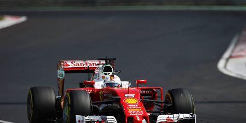 Sebastian Vettel is willing to wait for Ferrari's success.