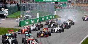 Some people are expecting a good old-fashioned game of musical chairs in Formula One this coming offseason.