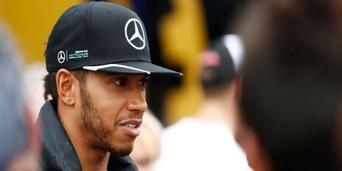 Lewis Hamilton wants to race his teammate Nico Rosberg. He doesn't want team orders to come into the equation.