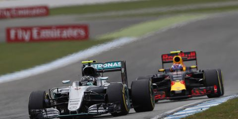 Red Bull Racing advisor Dr. Helmut Marko says the 2017 F1 championship will go to Mercedes or Red Bull.
