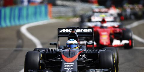 Fernado Alonso recently said that Formula One just isn't as exciting as it used to be.