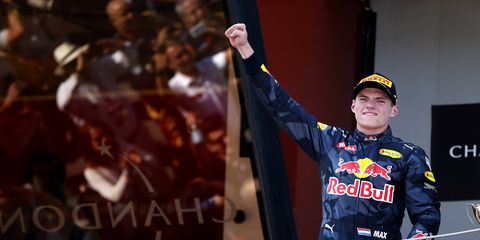 """Niki Lauda recently said that Max Verstappen is the F1 """"talent of the century."""""""