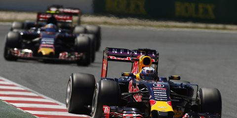 Red Bull Racing could be a target of Volkswagen if the car manufacturer wishes to put its Audi brand into Formula One.