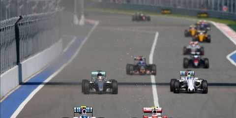 Formula One has raced in Sochi, Russia, for the past three seasons.