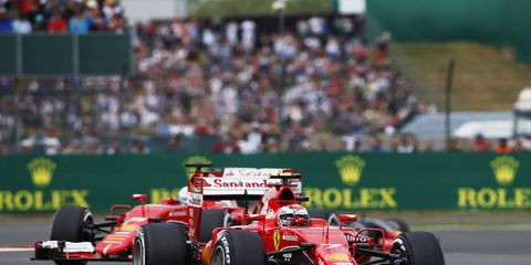Bernie Ecclestone says if manufacturers like Ferrari are struggling in F1, what chance at success would a new or returning manufacturer like Toyota have?