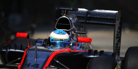 Despite his recent struggles, McLaren F1 is standing behind Fernando Alonso.