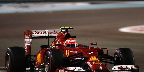 Ferrari has changed it's mindset regarding on track testing.