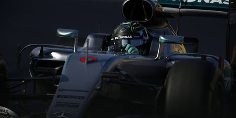 Nico Rosberg won the Russian Grand Prix on Sunday. It was his fourth victory of the season.