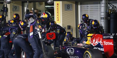 Christian Horner insists that F1 needs to think about the shape of the rules for 2016.