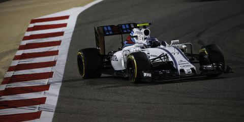 With just two races in the books, Valtteri Bottas said it's too early to start talking about team-switching reports.