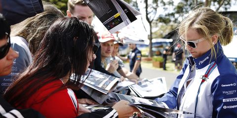 Susie Wolff slammed the idea of an all-female version of Formula One.