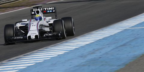 Williams has said it supports Marussia rejoining the Formula One grid and using a 2014 car in 2015.