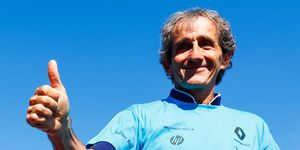 Four-time Formula 1 champion Alain Prost is keeping it real in terms of expectations for the Renault F1 team in 2018.