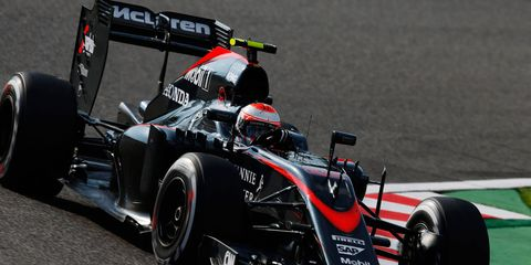Earlier this week, Jenson Button and McLaren-Honda announced an agreement on a Formula One racing deal for 2016.