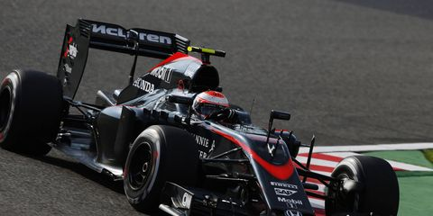 McLaren recently announced that Jenson Button will stay with the team next year.