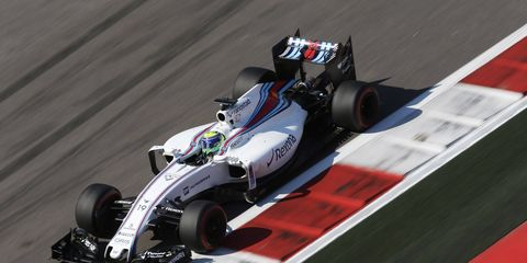 Felippe Massa says F1 has changed over the years, but it's still not too easy for drivers.