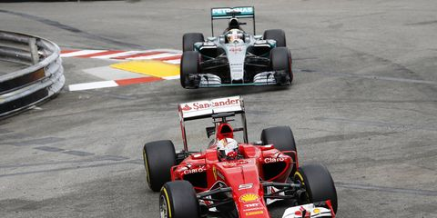 Ferrari reportedly has closed most of the power gap with Mercedes.