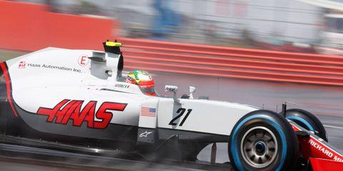 Haas F1 Team driver Esteban Gutierrez has failed to score a point in his last 33 Formula 1 races.