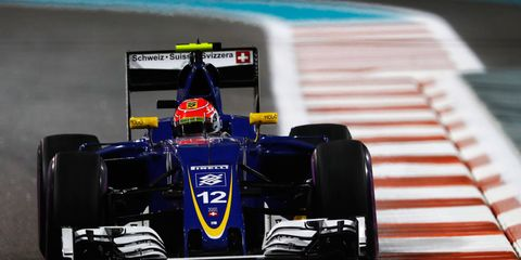 Felipe Nasr helped Sauber to a 10th-place finish -- and an all-important prize-paying position -- in the 2016 F1 Constructors' Championship.