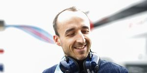 Robert Kubica did not test the Williams' car Friday in Barcelona.